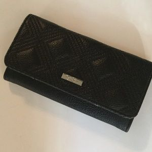 Jessica Simpson Black (Sadie) Wallet